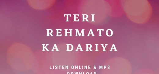 teri rehmato ka dariya mp3 download
